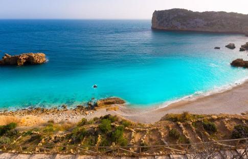 5 calas espectaculares en Alicante