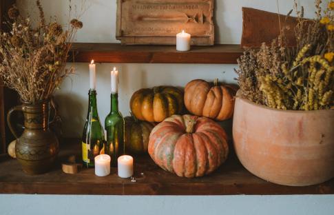 Este Halloween escápate a una casa rural