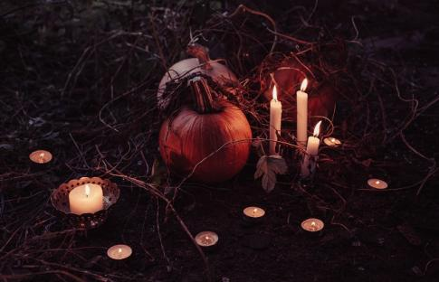 Casas rurales para Halloween