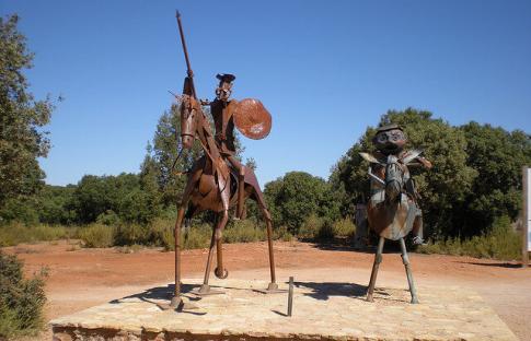 Recorre la Ruta del Quijote con niños