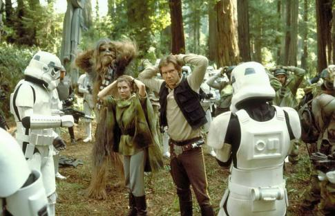 Dónde se podría haber rodado Star Wars en España