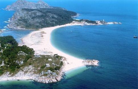 La Mejor playa del mundo segun The Guardian esta en las Islas Cies