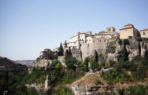 Cuenca, una ciudad encantada