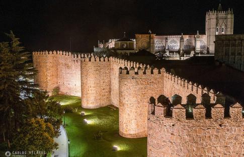 5 Ciudades amuralladas de España
