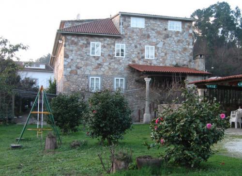 Casa su rez casa rural en vedra a coru a clubrural - Casas rurales con encanto en galicia ...