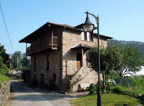 Casa sergio casa rural en vald s asturias clubrural - Casa rural asturias mascotas ...