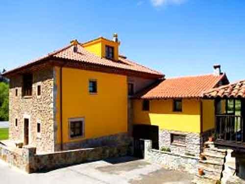 Casa de aldea los sombredales casa rural en la corrada - Casas de aldea asturias ...