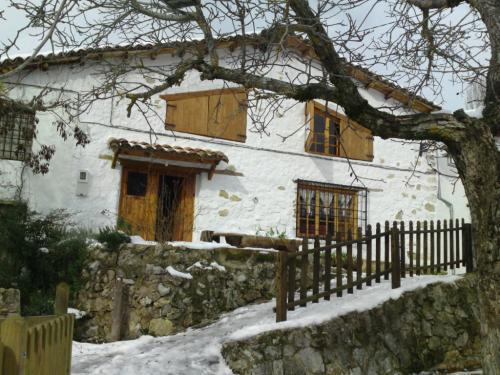 Casa rocar casa rural en santiago pontones ja n clubrural - Casa rural pontones ...