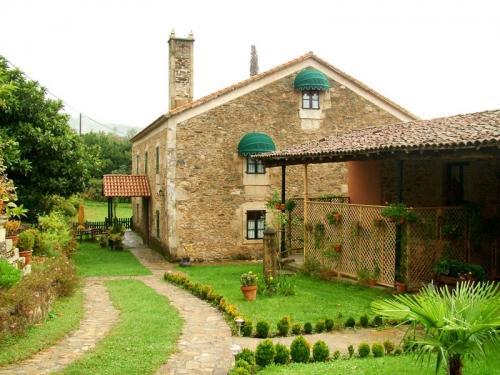 Casa dos cregos casa rural en vila de cruces pontevedra clubrural - Casa dos cregos ...