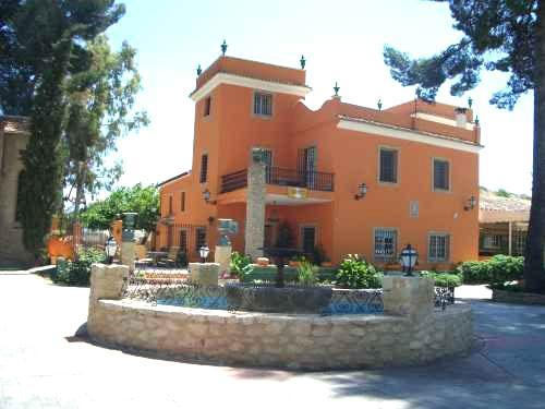 El pansat complejo rural en albaida valencia clubrural - Ofertas casas rurales valencia ...
