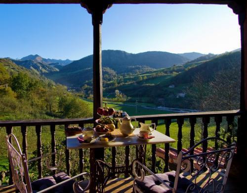 La casona de con casa rural en cangas de onis asturias - Cangas de onis casa rural con jacuzzi ...