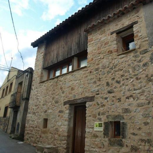 Casa rural caballito de madera casa rural en sig enza - Casa rural de madera ...