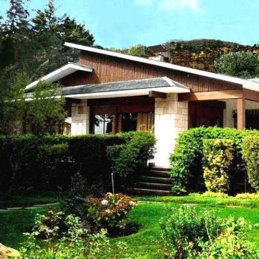 Casa miraflores vivienda vacacional en miraflores de la for Casas de alquiler en la sierra de madrid