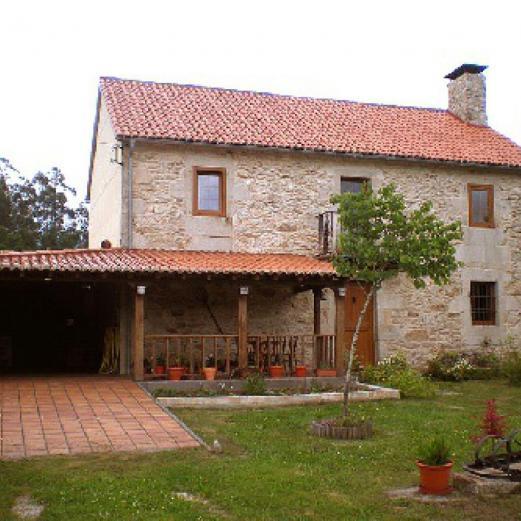 A eira moura casa rural en a estrada pontevedra clubrural - Casas de piedra galicia ...