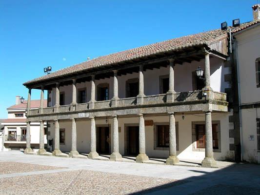 La tarihuela i y ii casa rural en fuenteguinaldo for Villas 400 salamanca