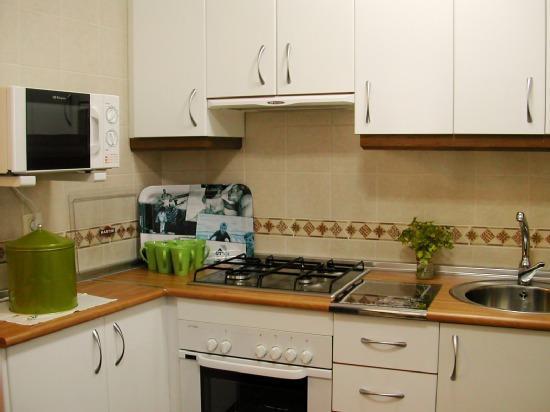Casa leyre apartamento rural en mombeltran vila clubrural - Cocinas leyre ...