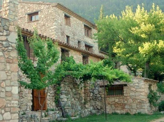 Mas de vilella casa rural en alcover tarragona clubrural for Casa rural tarragona