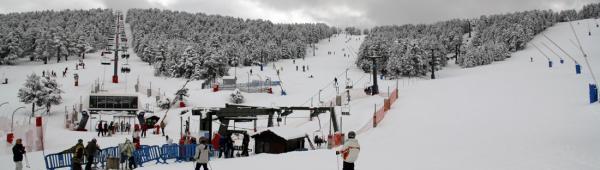 Casas rurales en la nieve sistema ib rico clubrural - Casas rurales en la nieve ...