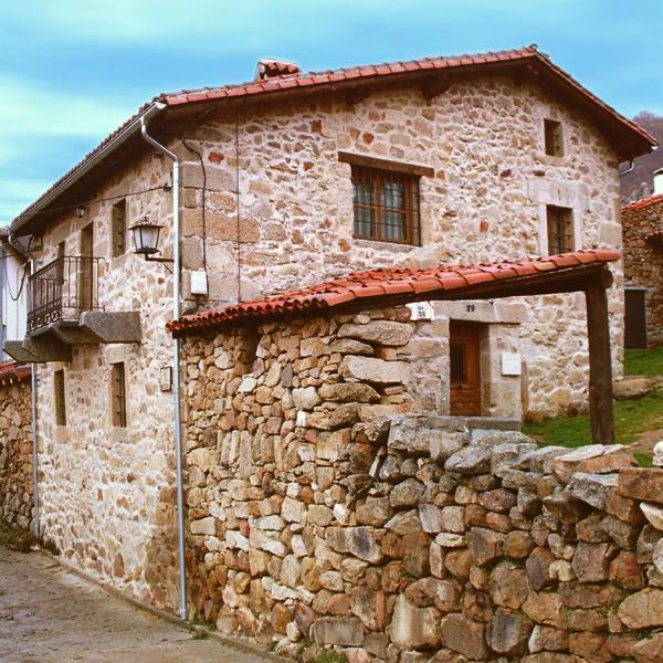 Portalones gredos casa rural en navacepeda de tormes for Casa rural gredos