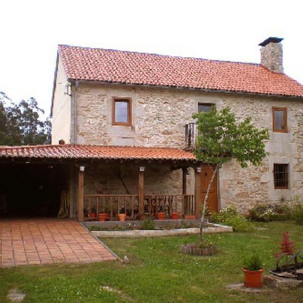 A eira moura casa rural en a estrada pontevedra clubrural - Casas rural galicia ...