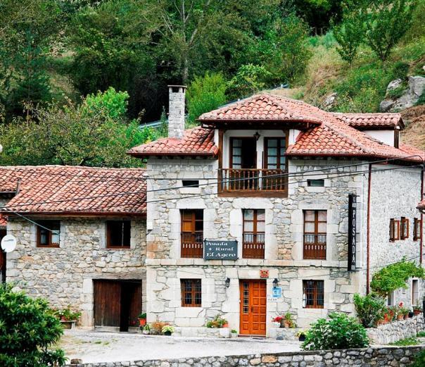 Casa el agero casa rural en lebe a cantabria clubrural - Casas rurales cantabria alquiler integro ...
