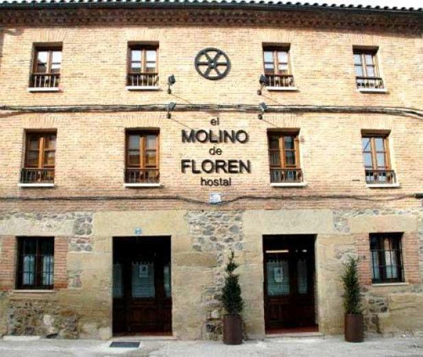 Hostal el molino de floren hotel rural en santo domingo de la calzada la rioja clubrural - Casa rural santo domingo dela calzada ...