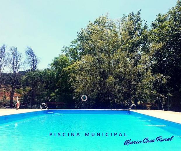 Abaric casa rural casa rural en la ca ada de verich teruel clubrural - Casas rurales teruel con piscina ...