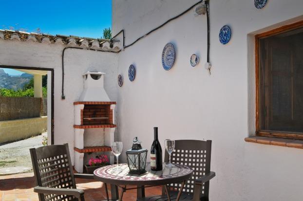 Casas rurales las huertas casa rural en monachil granada clubrural - Granada casa rural ...
