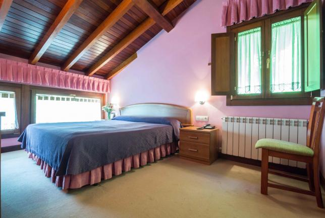 Hotel Rural Asturias Bañera de hidromasaje