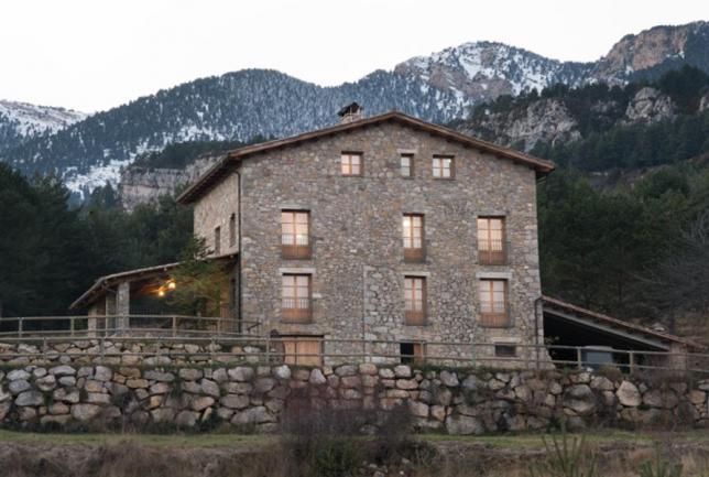 Fin de semana en la montaña 23 € persona/noche