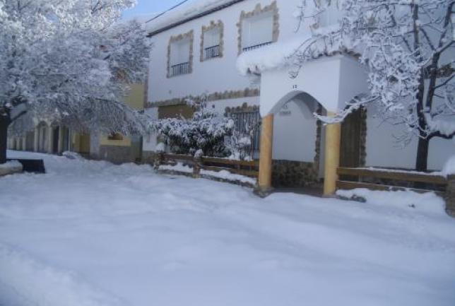 4X3 casa hasta 5 plazas del  2 al 6 diciembre