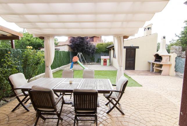 Casa Arbana en Segovia, 8 personas