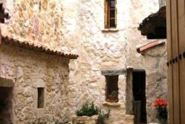 Pretty stone house 10€/per/día
