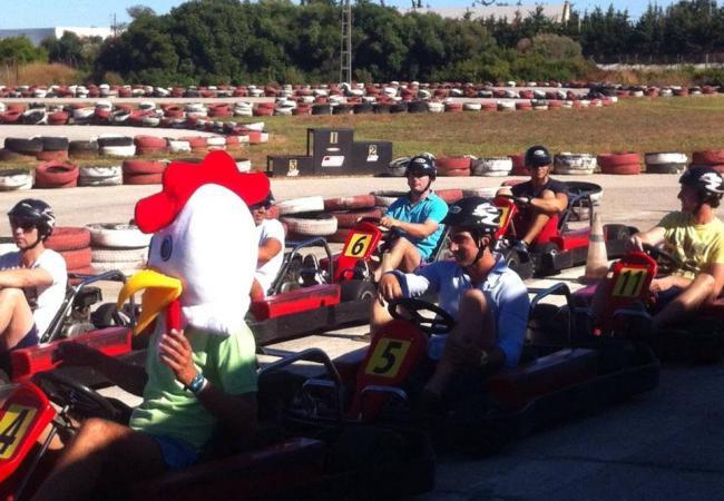 Circuito Karts Conil : Circuito de karts chiclana cádiz conil de la frontera clubrural