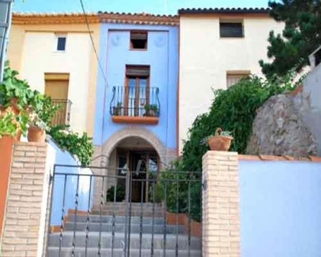 La casa del azafr n casa rural en villanueva del rebollar teruel clubrural - Casa rural villanueva del conde ...