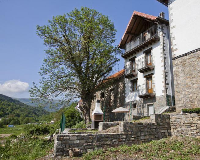 Maestroxar casa rural en ochagavia navarra clubrural - Casa rural en ochagavia ...