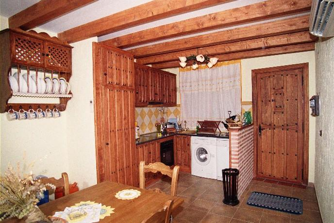 La casa vieja casa rural en el arenal vila clubrural - Casa rural casavieja ...