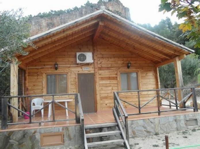 Casa rural el nogueral casa rural en yeste albacete clubrural - Casa rural yeste ...