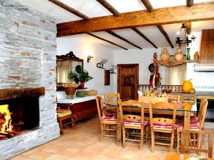 Casas el pajar del abuelo casa rural en molinicos albacete clubrural - Casa rural el pajar ...