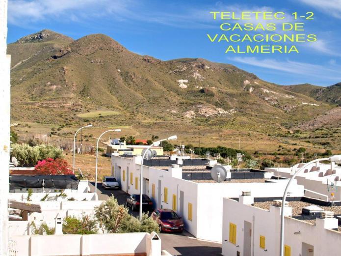 Teletec 1 casa rural en pozo de los frailes almer a for Casa ciudad jardin almeria