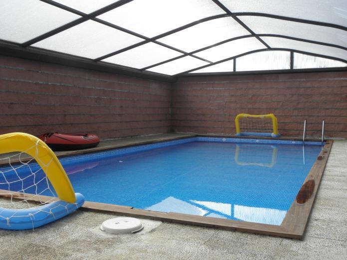 Casa rural el pradillo casa rural en villatoro vila for Casa rural avila piscina