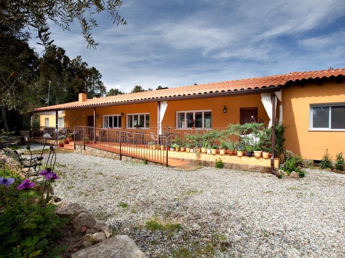 El retiro de san pedro casa rural en arenas de san pedro - Casas rurales en avila baratas ...
