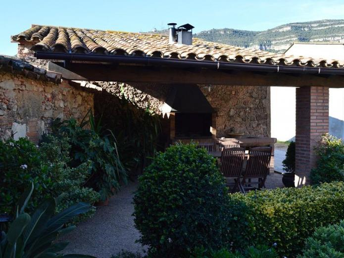 Casa rural can batlles alojamientos rurales en bigues i riells barcelona clubrural - Can caponet casa rural ...