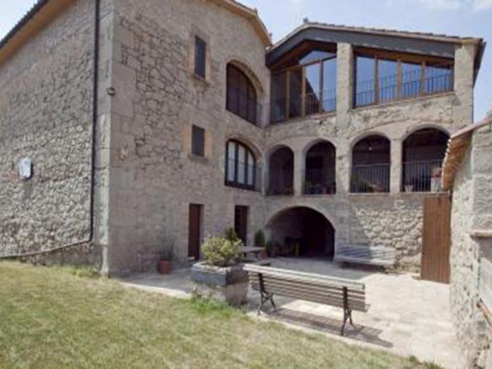 Casa rural casserres casa rural en casserres barcelona clubrural - Casa rural economica barcelona ...