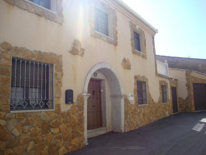 Casa rural el arco 1890 casa rural en torrequemada for Casas rurales en caceres con piscina