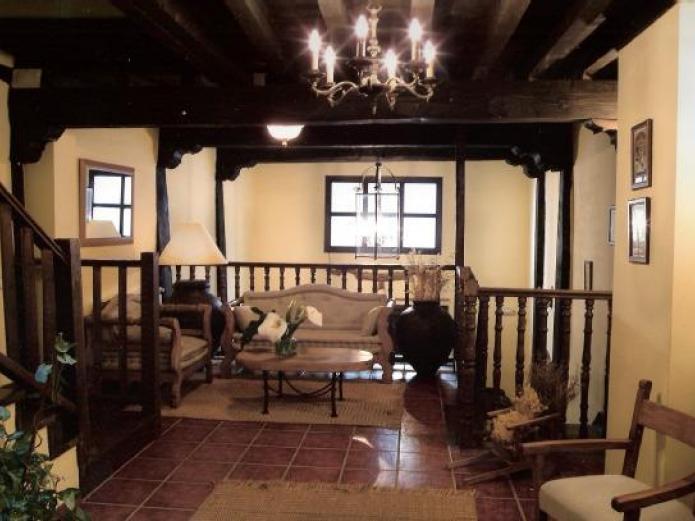La casa vieja casa rural en cabezuela del valle c ceres clubrural - Casa rural casavieja ...