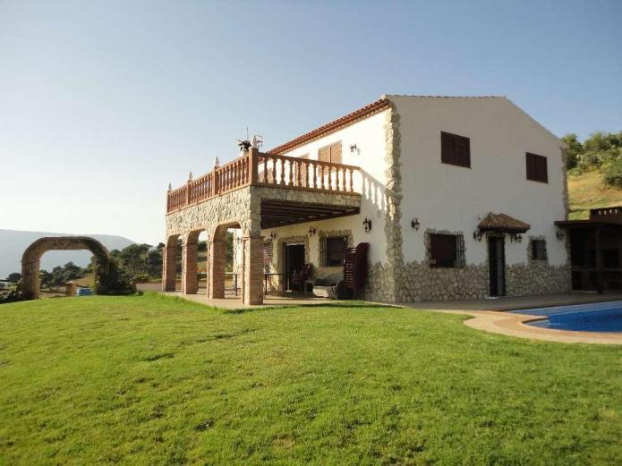 Casas rurales en el gastor casa rural en el gastor c diz - Casa rural bolonia cadiz ...
