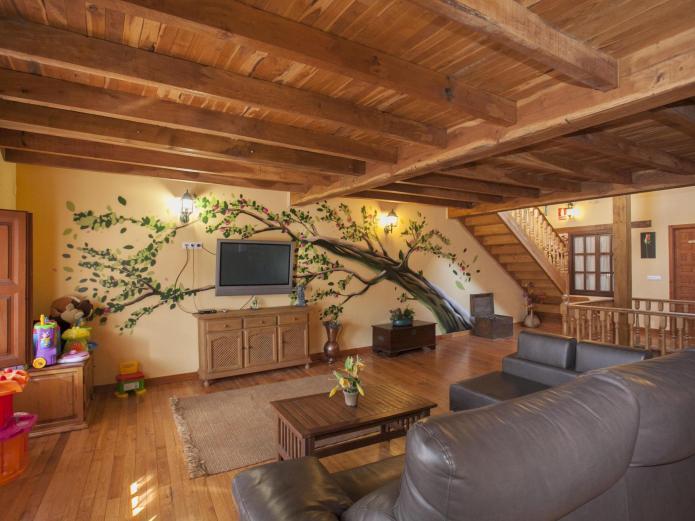 Casa rural el pi ar casa rural en luey cantabria clubrural - Casas rurales cantabria alquiler integro ...