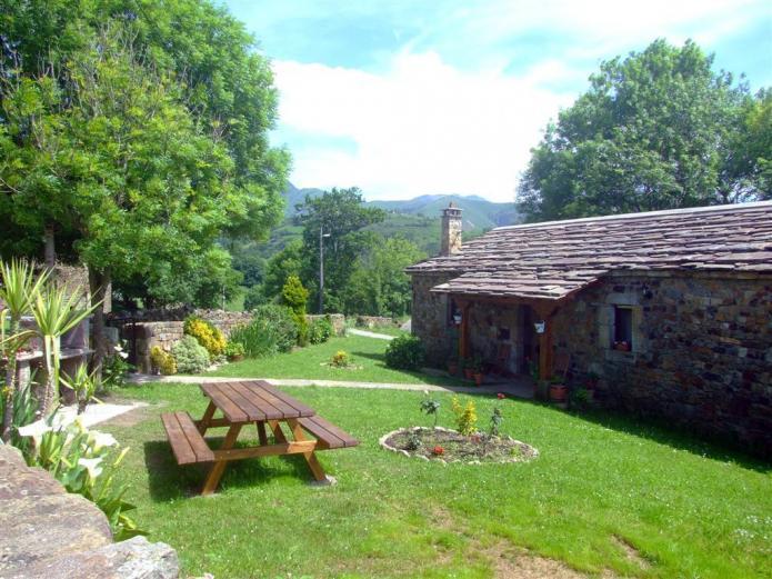 La casa de pando ii casa rural en selaya cantabria clubrural - Casas rurales cantabria baratas alquiler integro ...