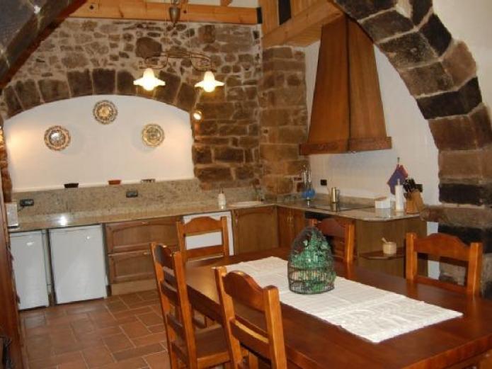 El forn del sitjar casa rural en cabanes castell n for Cocinas castellon precios